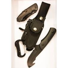 Комплект: 2 ножа с фонарем