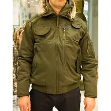 Куртка зимняя 7.26 олива