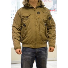 Куртка зимняя 7.26 койот