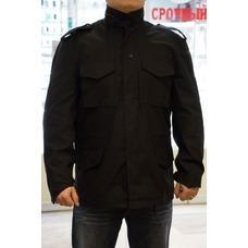 Куртка зимняя М-65 черная