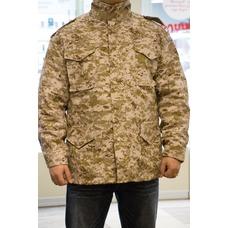 Куртка М-65 морпат пустыня