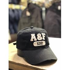 Кепка A&F черная