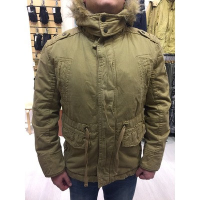 Куртка Ambercrobie (олива)