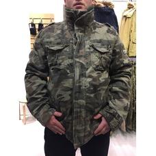 Куртка Ambercrombie без капюшона