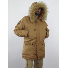 Куртка Аляска N-3B OXFORD CINAMON