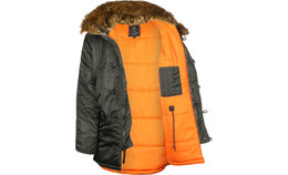 Куртки Аляски уверенность в любой холод