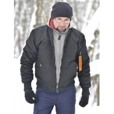 Мужская куртка бомбер «OUTBACK» Black