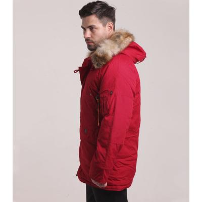 Куртка мужская OXFORD SIMPLY RED