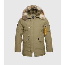 Куртка мужская OXFORD GOTHIK OLIVE