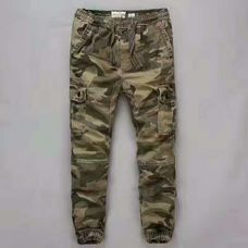 Abercrombie Fitch jogger камуфляж
