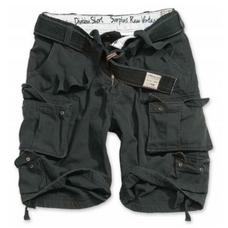Шорты Division Shorts. Черные