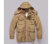 Куртка Abercrombie & Fitch песок