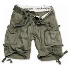 Шорты Division Shorts. Олива