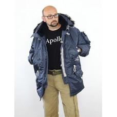 Куртка мужская SAPPORO STEEL BLUE
